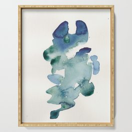 18   | 190816 | Surrender | Abstract Watercolour Painting Serving Tray