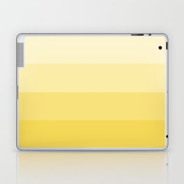 Four Shades of Yellow Laptop & iPad Skin