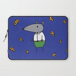 A Mouse Named Jeremy Laptop Sleeve
