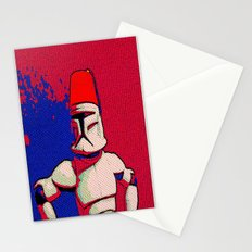 Clone & The Fezz Stationery Cards