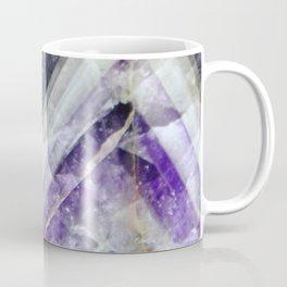 Amethyst Mountain Quartz Coffee Mug