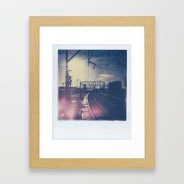 Hackney Downs Framed Art Print