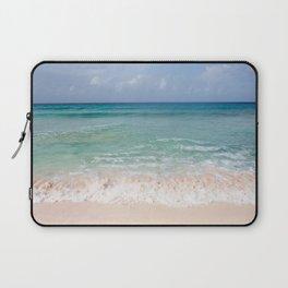 Beachin' on Barbados Laptop Sleeve