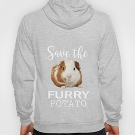 Humorous Save Furry Potato Hamster Graphic Men Women T Shirt Funny Cute Guinea Pigs Cool Design Tee Hoody