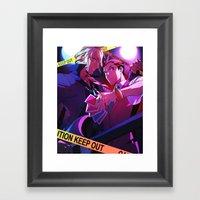 Guilty Love Framed Art Print