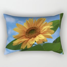 Sunflower Beauty Rectangular Pillow
