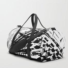 Spiked Palm Duffle Bag