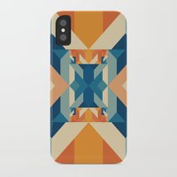 sacred geometry iPhone & iPod Cases featuring Sacred Geometry by defyeyes