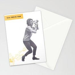 8mm Movie Film Stationery Cards