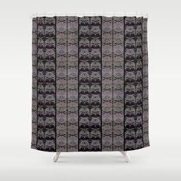 Body Suits - Golden Copper Shower Curtain