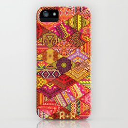 Indian Orgy iPhone Case