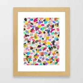 buttercups 2 Framed Art Print