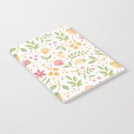 Florals Notebook