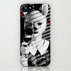 Fox Blood iPhone (5, 5s) Slim Case