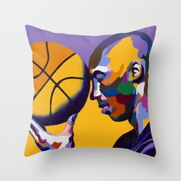 One With The Game Throw Pillow