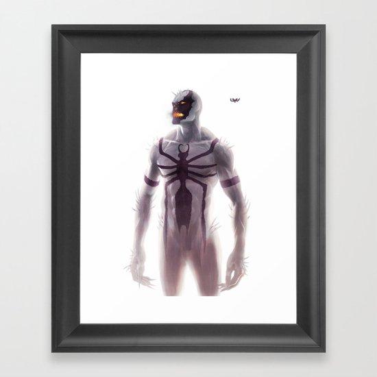 Antivenom Framed Art Print