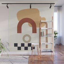 // Shape study #23 Wall Mural
