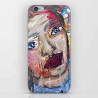 river iPhone & iPod Skins featuring River by S.Queimado-Lima