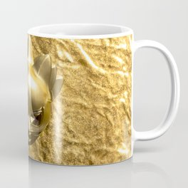 Golden Mask Coffee Mug