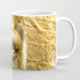 Golden Mask Coffee Mug