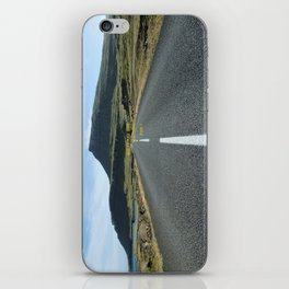 What are you waiting for? iPhone Skin