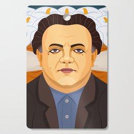 Diego Rivera Cutting Board