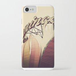 The Fabulous Flamingo iPhone Case