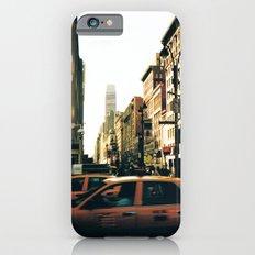 A day in Manhattan (2002) iPhone 6 Slim Case