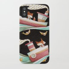 Guided By Fishes Slim Case iPhone X