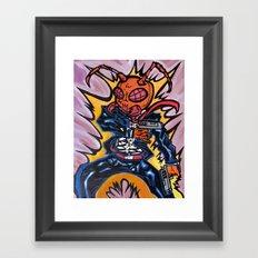 Hit-Ant Framed Art Print
