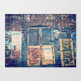 Bogota by day Canvas Print