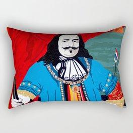 Michiel de Ruyter Rectangular Pillow