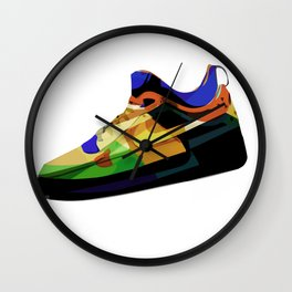 Air Force Ones (4 of 4) Wall Clock