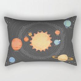 Our Solar System Rectangular Pillow