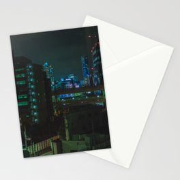 Tokyo feels : Ikebukuro sleeps 2 Stationery Cards