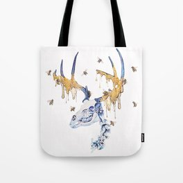 borne from your oblivion you are exalted Tote Bag