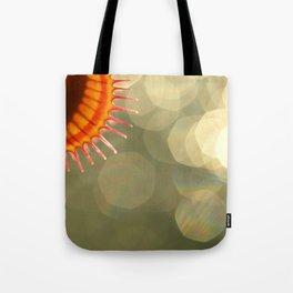 Flytrap As The Sun... Tote Bag