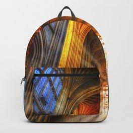 Bath Abbey Sun Rays Backpack