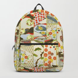 Beautiful Oriental Chinese pattern Backpack