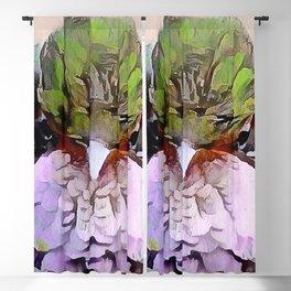 Purple-Throated Woodstar Blackout Curtain