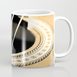 On A String Coffee Mug
