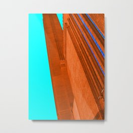 Architectural Shapes #1 Metal Print