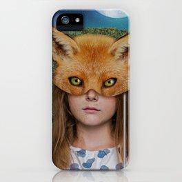 Lacie the Fox iPhone Case
