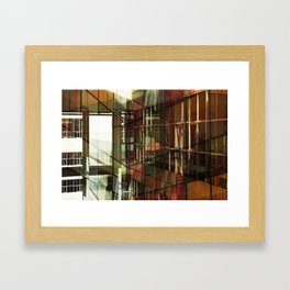 Modernity Framed Art Print