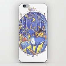Not All Those Who Wonder Are Lost  iPhone Skin