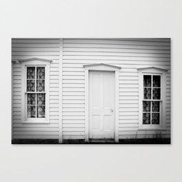 little home Canvas Print