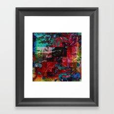 Vivid Prism Framed Art Print