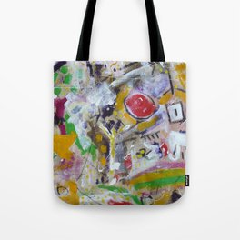 Drunk with Ouspensky Tote Bag