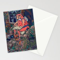 The Last Guy Stationery Cards