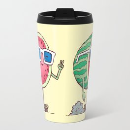 Watermelon Skater Travel Mug